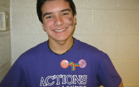 Why did you participate in Day of Silence?