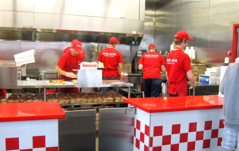 Five Guys offers endless burger opportunities