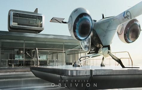 Oblivion Cruises into Theaters