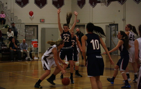 Photos: Girls' basketball defeats LS