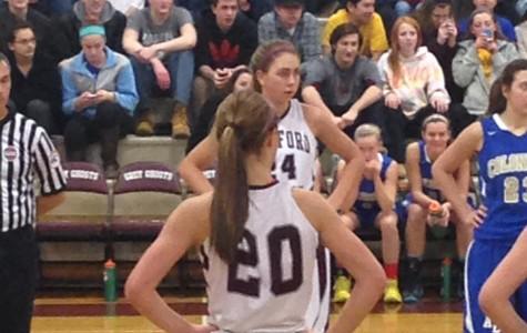 Girls' Basketball beats AB