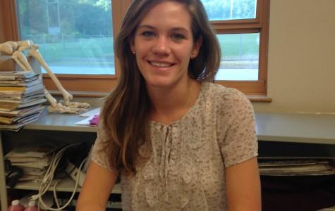 WA alumna Fitzsimmons returns to teach
