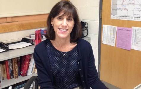 Historic teacher inspires peers