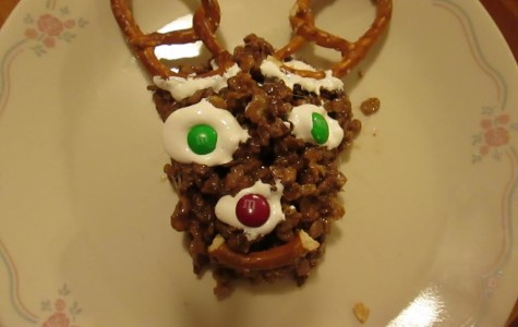 Holiday dessert: Rudolf Crispies