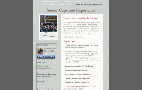 Capstone Experience offers variety