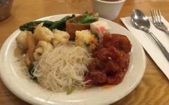 China buffet satisfies