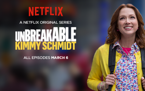 The Sort-of-breakable Kimmy Schmidt