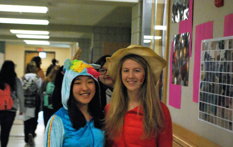 Spirit Week Photos: Halloween Day