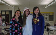 Photos: Pajama Day