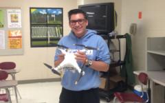 Drone Man: Phil Manzi