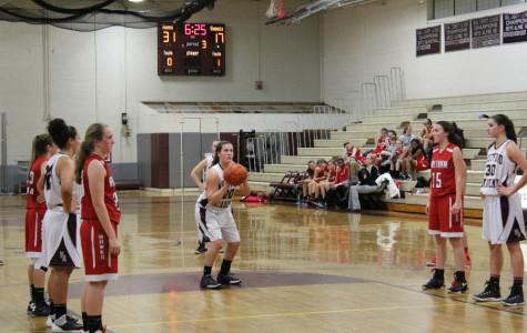 Girls' Basketball defeats Waltham 53-33