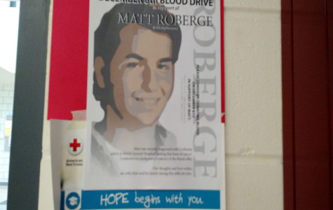 Teen Center back to help Matt Roberge