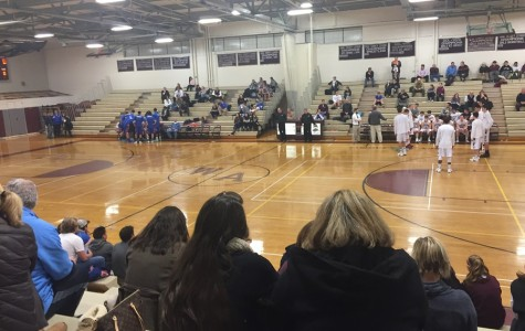 Ball handling an issue as boys' basketball falls at home