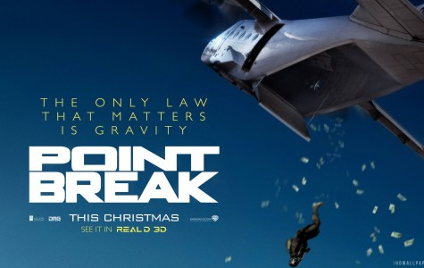Point Break: action with a side of story