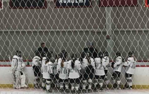 Girls Hockey handed first loss of season 3-0 to Andover