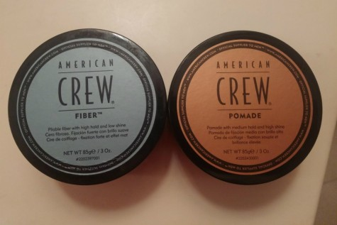 American Crew products leave no hair out of place
