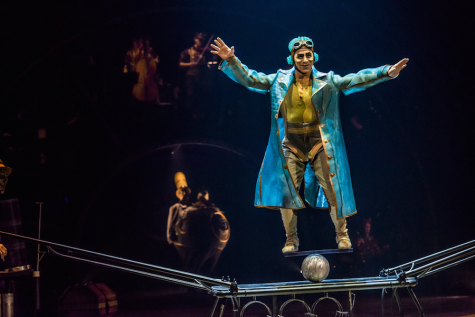 Cirque du Soleil's Kurios shocks East Boston