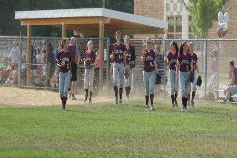 Girl's softball season ends