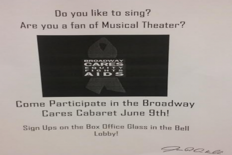 Cabaret to be held June 9th