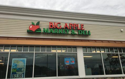 Big Apple Deli feels right at home