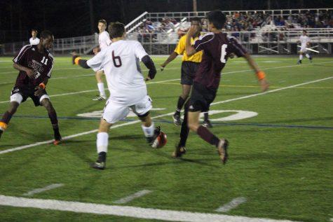 Boys' Soccer wins 3-1 vs Chelmsford