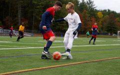 Photos: Boys' Soccer fights hard against Lincoln-Sudbury