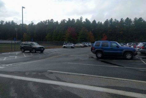 Seniors leave after spirit rally is postponed
