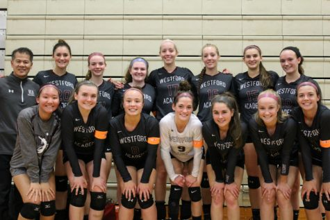 Expect the Unexpected: Girls' Volleyball triumphs