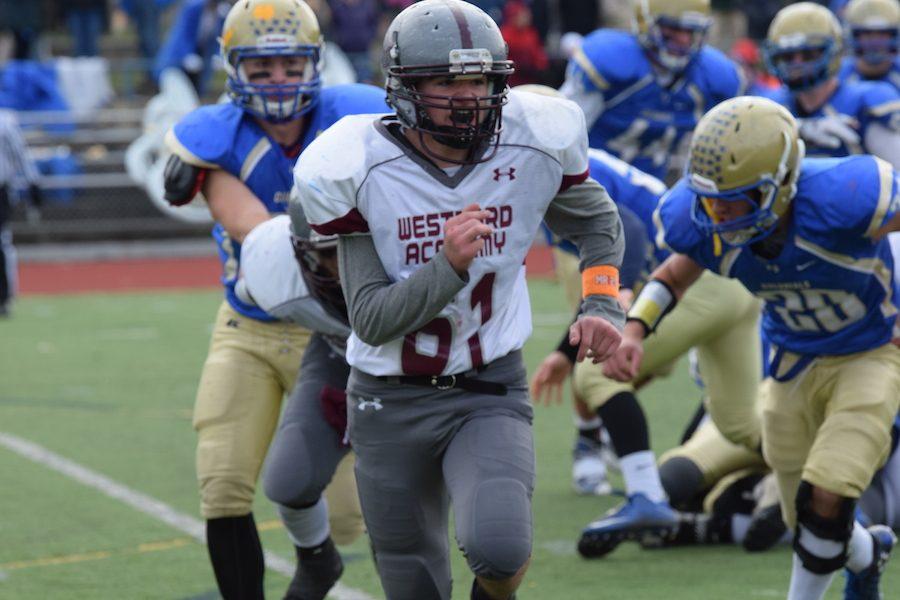 WA Varsity Football wins Thanksgiving Day game 30-28