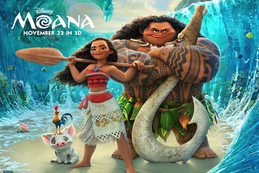 Moana sets sail on a journey of self-discovery