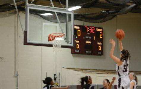 WA Girl's Basketball defeats Cambridge Rindge and Latin 57-45