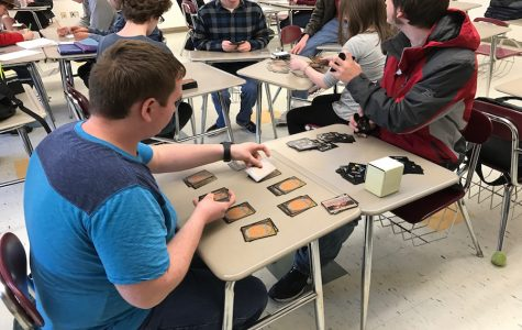 Gaming Club continues with new adviser