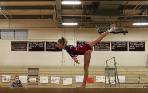 WA Gymnastics is on a roll this season