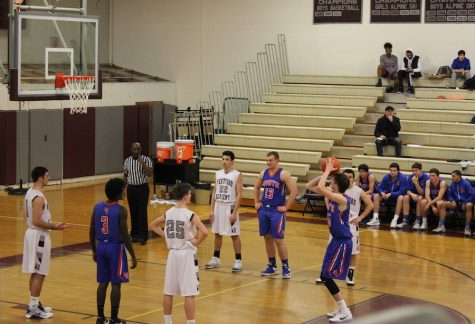 Boys Basketball loses to Newton South
