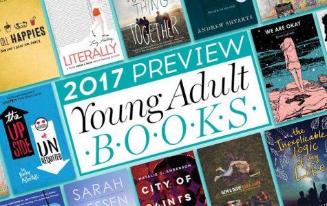 5 Anticipated Books For 2017