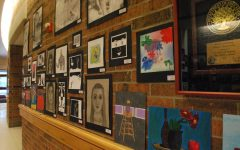 Photos: Art Show Takes Over the Bell Lobby