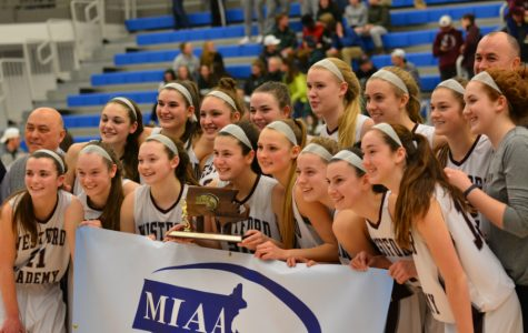 Girls' Basketball emerges as Sectional Champions against Wachusett 58-49