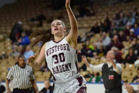 Girls' Basketball season ends with a 61-45 loss to Springfield