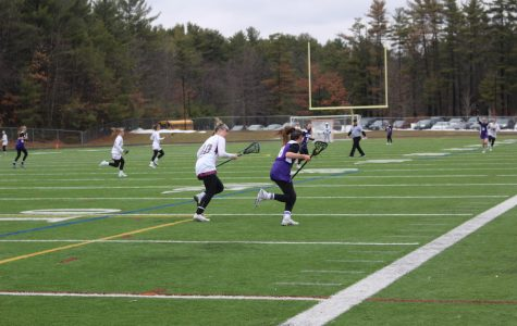 Girls' Lacrosse victorious against Boston Latin