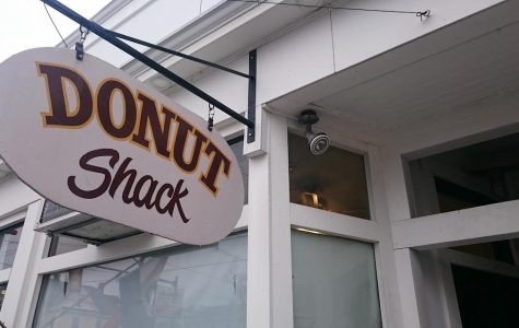 Grab a Scrumptious Snack at the Donut Shack