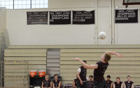 Photos: Boy's Volleyball Crushed by AB 3-0