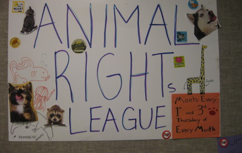 The Animal Rights Club Wants Members To Feel Empowered