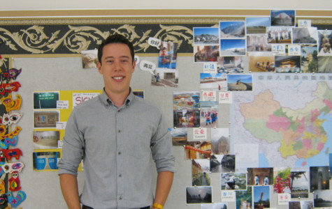 Mr. Yeung helps create Mandarin program at WA