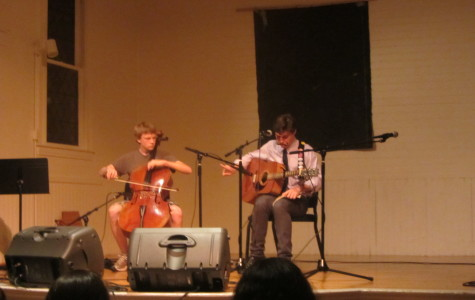 PCA opens season with Acoustic Night