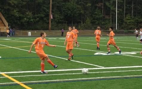 Boys' soccer shuts out Newton South