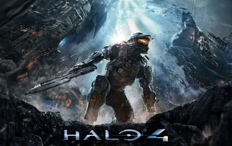 Cover art for Halo 4 by 343 Industries