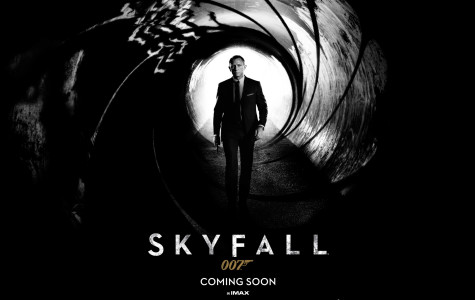 Bond lets the Skyfall