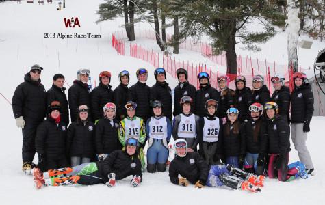 Westford Alpine Ski carves their way to success
