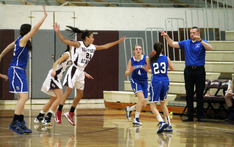 Girls' Basketball wins big at DCLs