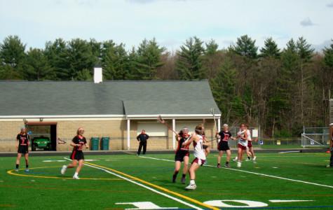 Photos: Girls' Lacrosse Continues Winning Streak